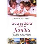 Livro Guia da Bíblia Para a Família