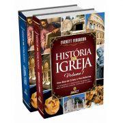 Livro História da Igreja | 02 Volumes