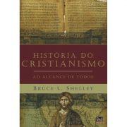 Livro História do Cristianismo ao Alcance de Todos - Produto Reembalado