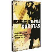 Livro Histórias de Fé para Garotas