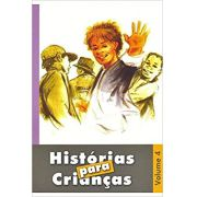 Livro Histórias para Crianças Vol 04