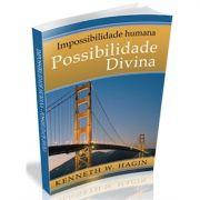 Livro Impossibilidade Humana - Possibilidade Divina - Produto Reembalado
