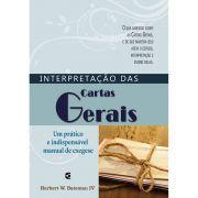 Livro Interpretação das Cartas Gerais