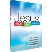 Livro Jesus Salva - Vive - Voltará