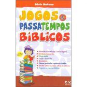 Livro Jogos e Passatempos Bíblicos