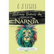 Livro Leituras Diárias das Crônicas de Nárnia - Um Ano com Aslam