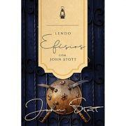 Livro Lendo Efésios com John Stott