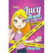 Livro Lucy não Gosta de Regras - Produto Reembalado