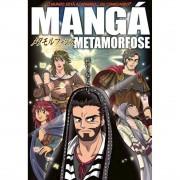 Livro Mangá Metamorfose