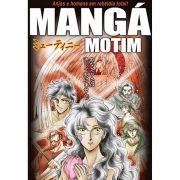 Livro Mangá Motim