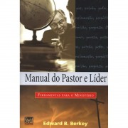 Livro Manual do Pastor e Líder