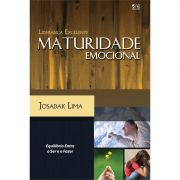 Livro Maturidade Emocional - Série Liderança Excelente