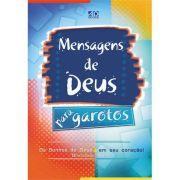 Livro Mensagens de Deus para Garotos