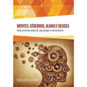 Livro Mentes, Cérebros, Almas e Deuses