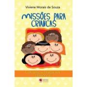 Livro Missões Para Crianças