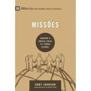 Livro Missões - Série 9Marcas