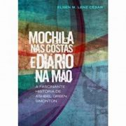 Livro Mochila nas Costas e Diário na Mão - Produto Reembalado