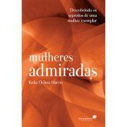 Livro Mulheres Admiradas