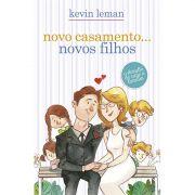 Livro Novo Casamento... Novos Filhos - Produto Reembalado