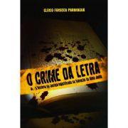 Livro O Crime Da Letra