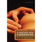 Livro O Discipulado Verdadeiro - Produto Reembalado