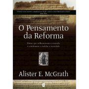 Livro O Pensamento da Reforma
