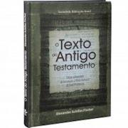 Livro O Texto do Antigo Testamento