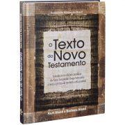 Livro O Texto do Novo Testamento