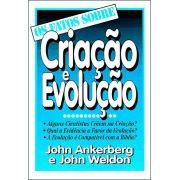 Livro Os Fatos Sobre Criação e Evolução