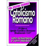 Livro Os Fatos Sobre O Catolicismo Romano
