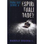 Livro Para Que Serve a Espiritualidade? - Produto Reembalado