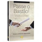 Livro Passe o Bastão