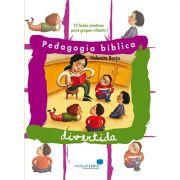 Livro Pedagogia Bíblica Divertida