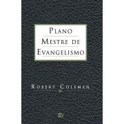 Livro Plano Mestre De Evangelismo