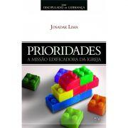 Livro Prioridades | Série Discipulado de Liderança