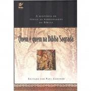 Livro Quem é Quem na Bíblia Sagrada