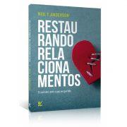 Livro Restaurando Relacionamentos