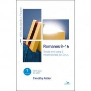 Livro Romanos 8-16 - Série Estudando a Palavra