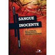 Livro Série Cruciforme - Sangue Inocente