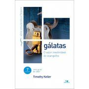 Livro Série Estudando a Palavra - Gálatas