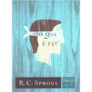 Livro Série Questões Cruciais - O Que é Fé? - Nº 8