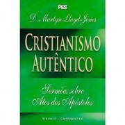 Livro Sermões Evangelísticos - Cristianismo Autêntico VOL. 3