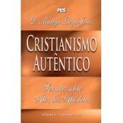 Livro Sermões Evangelísticos - Cristianismo Autêntico VOL. 4