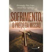 Livro Sofrimento, o Preço da Missão