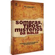 Livro Sombras, Tipos e Mistérios da Bíblia