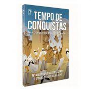 Livro Tempo de Conquistas - Livro de Apoio Jovens 2º Trimestre de 2020