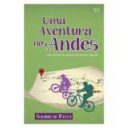 Livro Uma Aventura Nos Andes