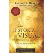 Livro Uma Historia Visual da Bíblia King James