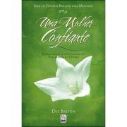 Livro Uma Mulher Confiante - Série de Estudos Bíblicos Para Mulheres
