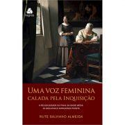 Livro Uma Voz Feminina Calada pela Inquisição